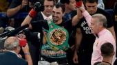 Еще один украинец стал чемпионом мира по боксу