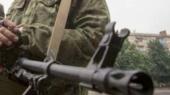 В Донецке боевики устроили вооруженный уличный бой