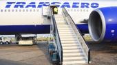 """""""Трансаэро"""" 14 октября отменяет 48 рейсов, включая рейсы в Украину"""