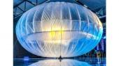 Google планирует запустить 300 интернет-шаров в стратосферу в 2016 году