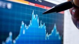 В октябре объем торгов на фондовой бирже