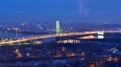 """""""Киевавтодор"""" закрывает часть Южного моста на ремонт"""