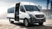 В Украине стартовали продажи микроавтобусов Mercedes-Benz Sprinter Argen