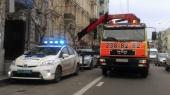 В Киеве возобновлена эвакуация автомобилей, припаркованных с нарушением ПДД