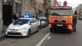 В ноябре в Украине эвакуировано свыше 700 автомобилей, припаркованных с нарушением ПДД