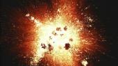 На остановке в центре Москвы произошел взрыв