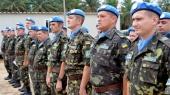 """Украинские миротворцы в Кот-д'Ивуаре награждены медалями ООН """"За службу миру"""""""