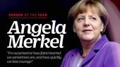 Меркель стала человеком года по версии Time