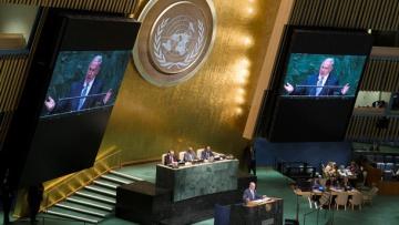 В докладе ООН есть прямые подтверждения поставки на Донбасс оружия и наемников из России — МИД Украины   Политика   Дело
