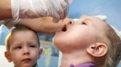 Второй раунд вакцинации от полиомиелита продлили