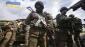 Ночью боевики около 40 раз обстреляли позиции украинских военных