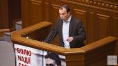 У Егора Соболева в Раде украли папку с подписями за отставку Шокина