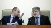 """Яценюк отрицает слова Коломойского относительно """"соглашения о ненападении"""""""