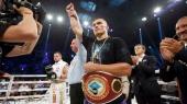 Усик защитил свой титул Интерконтинентального чемпиона мира