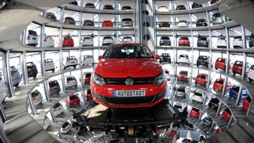 В ЕС выросли продажи авто при одновременном снижении доли VW | Автоновости | Дело