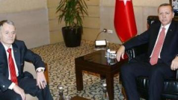 Джемилев встретился с Эрдоганом | Политика | Дело