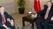 Джемилев встретился с Эрдоганом