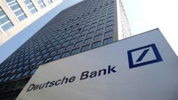 Deutsche Bank расследует махинации с ЦБ через свое российское подразделение   Финансы   Дело