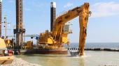 Когда не стучат со дна: как углубляли украинские порты в 2015 году