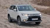 Тест-драйв Mitsubishi Outlander: Взгляд по-новому