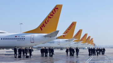 Турецкие авиакомпании начинают отменять полеты в Россию | Политика | Дело