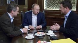 Путин увидел позитив для России от санкций Запада   Политика   Дело