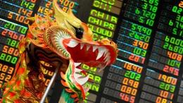 Китайский фондовый рынок усиливает падение | Финансы | Дело