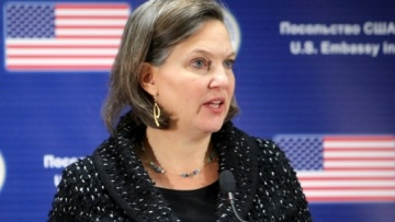 Встреча Нуланд с Сурковым: США будут требовать от РФ полного выполнения Минских соглашений | Политика | Дело