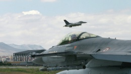 На турецких авиабазах объявлен повышенный уровень тревоги   Политика   Дело