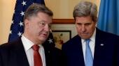 Керри призвал Порошенко срочно принять рекомендации МВФ по борьбе с коррупцией