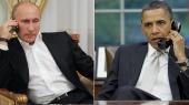 Обама и Путин обсудили вопросы урегулирования конфликта в Сирии и Украине
