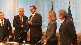 Босния и Герцеговина подала заявку на членство в ЕС | Политика | Дело