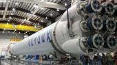 Ракете-носителю Falcon 9 в очередной раз не удалось удачно преземлиться