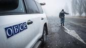 ОБСЕ приостановила работу своей патрульной базы в Станице Луганской