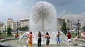 Кличко нашел деньги на полноценный запуск фонтанов в Киеве