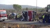 МИД подтвердил наличие украинцев среди пострадавших в автокатастрофе в Испании
