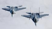 НАТО перехватило 2 военных российских самолета возле Латвии