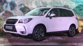 В Украине стартовали продажи рестайлингового Subaru Forester
