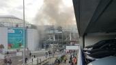 Аэропорт Брюсселя не будет работать до конца рабочей недели