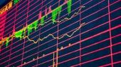В январе-феврале объем биржевых контрактов с ценными бумагами упал на 58,9%