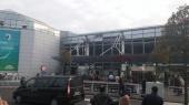 Задержаны двое подозреваемых в причастности к терактам в Брюсселе