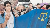 В Крыму вооруженные люди задержали более 30 крымских татар (обновлено)
