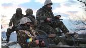 За минувшие сутки боевики 25 раз открывали огонь по позициям ВСУ