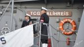 В Одесский порт зашли два корабля ВМС Турции