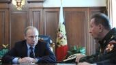 Путин решил создать Нацгвардию