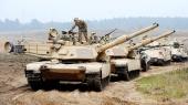 США разместят в Восточной Европе две танковые бригады