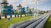 Украина начала закачку газа в подземные хранилища