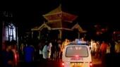 В индийском храме произошел пожар. Число погибших — 110 человек (обновлено)