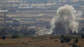 Турция обстреляла цели в приграничных районах Сирии