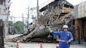 От землетрясения в Японии погибло уже 37 человек, более 2000 получили травмы
